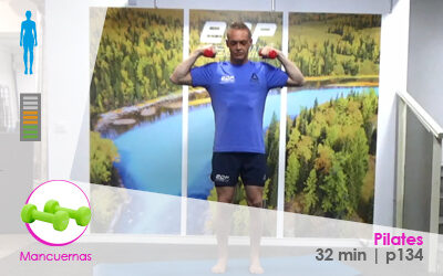 Pilates: Carlos – p134