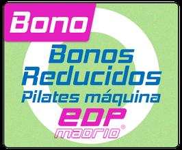 Bonos Reducidos: Pilates Máquina