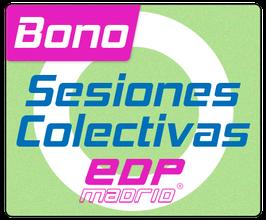 Sesiones Colectivas Generales