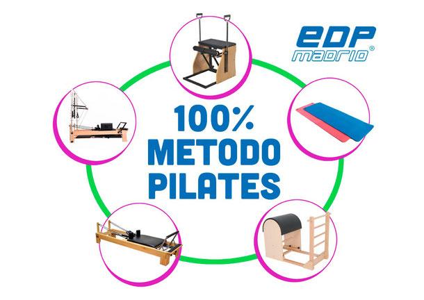 100% método Pilates