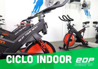 Ciclo indoor en Madrid