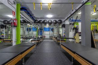 Entrenadores especialistas en Pilates