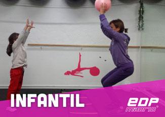 entrenamiento funcional infantil en Madrid