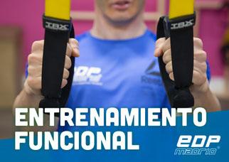 Entrenamiento funcional en Madrid