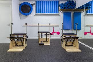 Todo el equipamiento de Pilates en EDPmadrid